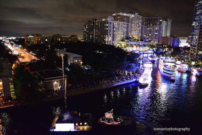 Winterfest Boat Parade 2017