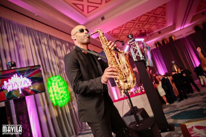 Fusion performing at Boca Raton Resort & Club
