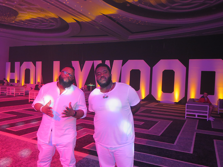 DJ Slim Rok & Fusion at The Loews Miami Beach Hotel