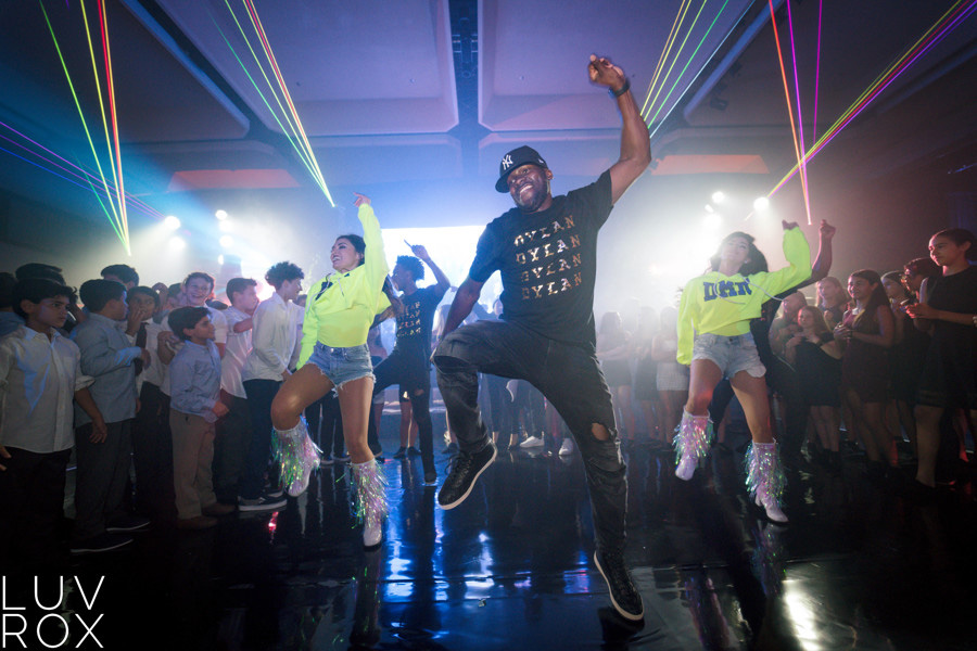 DJ Jax & MC Ross B at The Boca Raton Resort for a concert mitzvah!