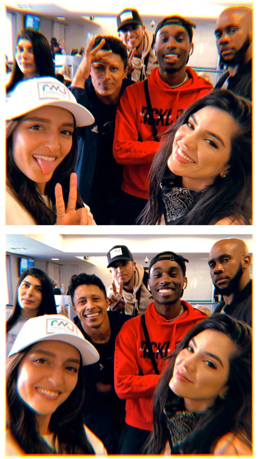 MC Ross B, DJ Volume and RWU Dancers take over Chicago